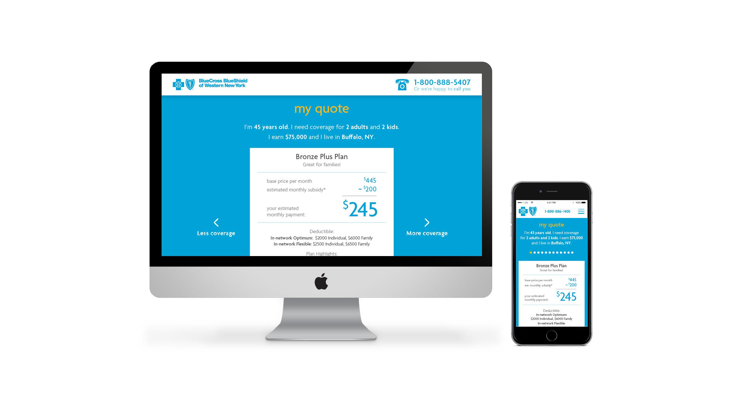 Healthcare Branding Strategies - BlueCross BlueShield