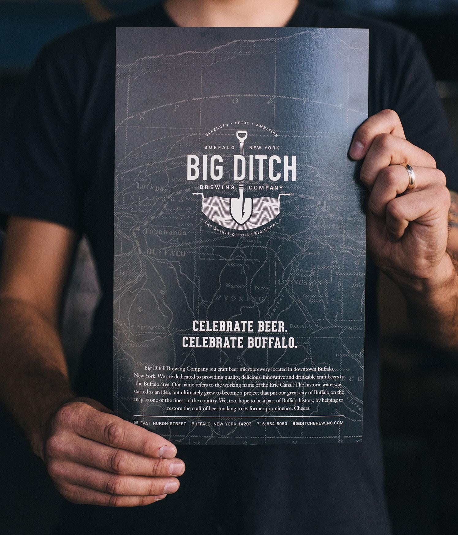 Block Club - Big Ditch Brewing Company