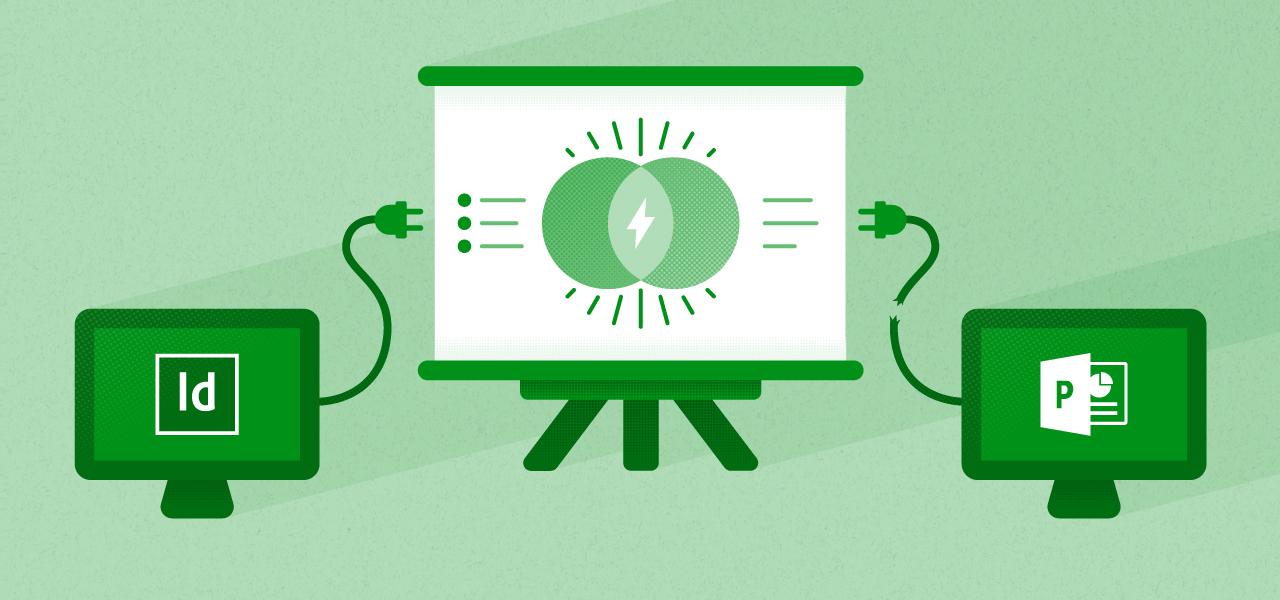 inDesign for presentations