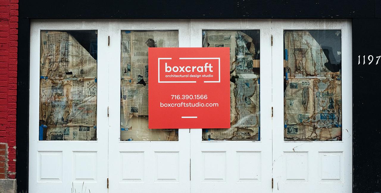 Buffalo Brand Agency - Block Club Blog - Branding Boxcraft Studio