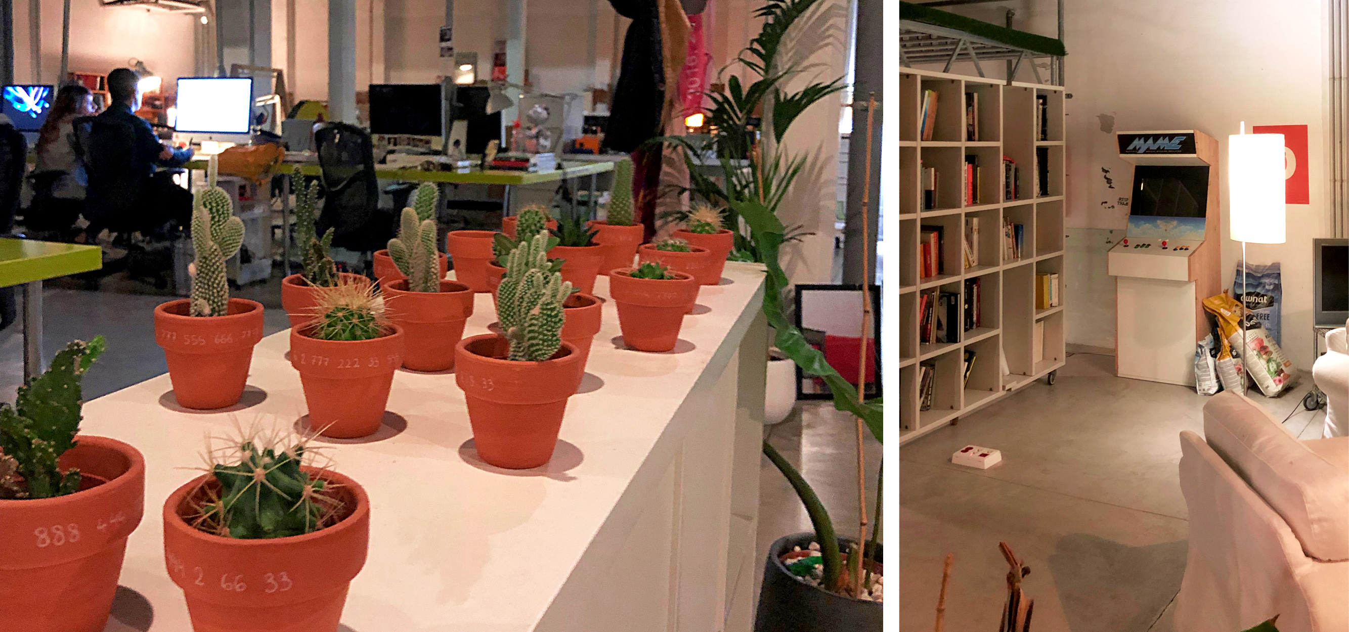 Creative agency Buffalo - Block Club Blog - Designer European Residency Agency Visit